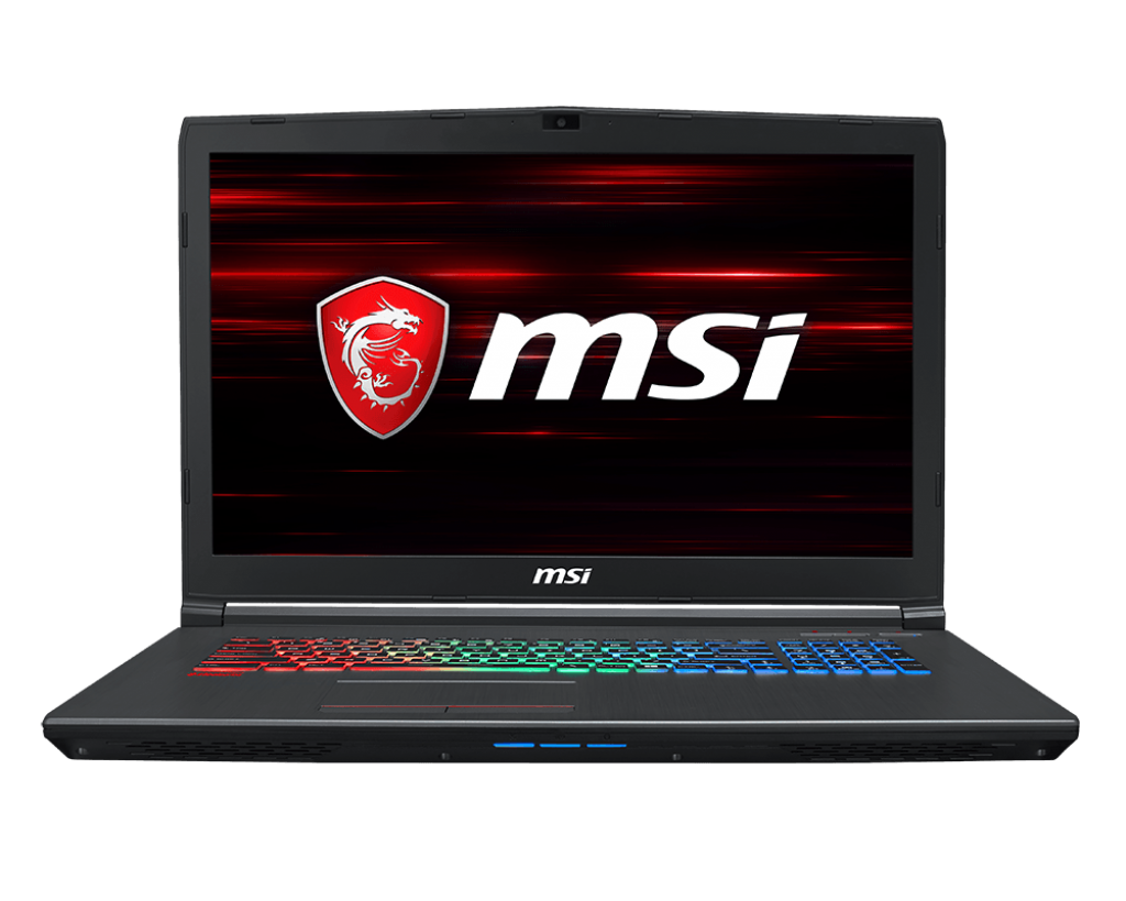 Notebook MSI GF72 8RD 17.3 Full HD Intel Core i5-8300H GTX 1050 Ti-4GB RAM 8GB HDD 1TB FreeDOS