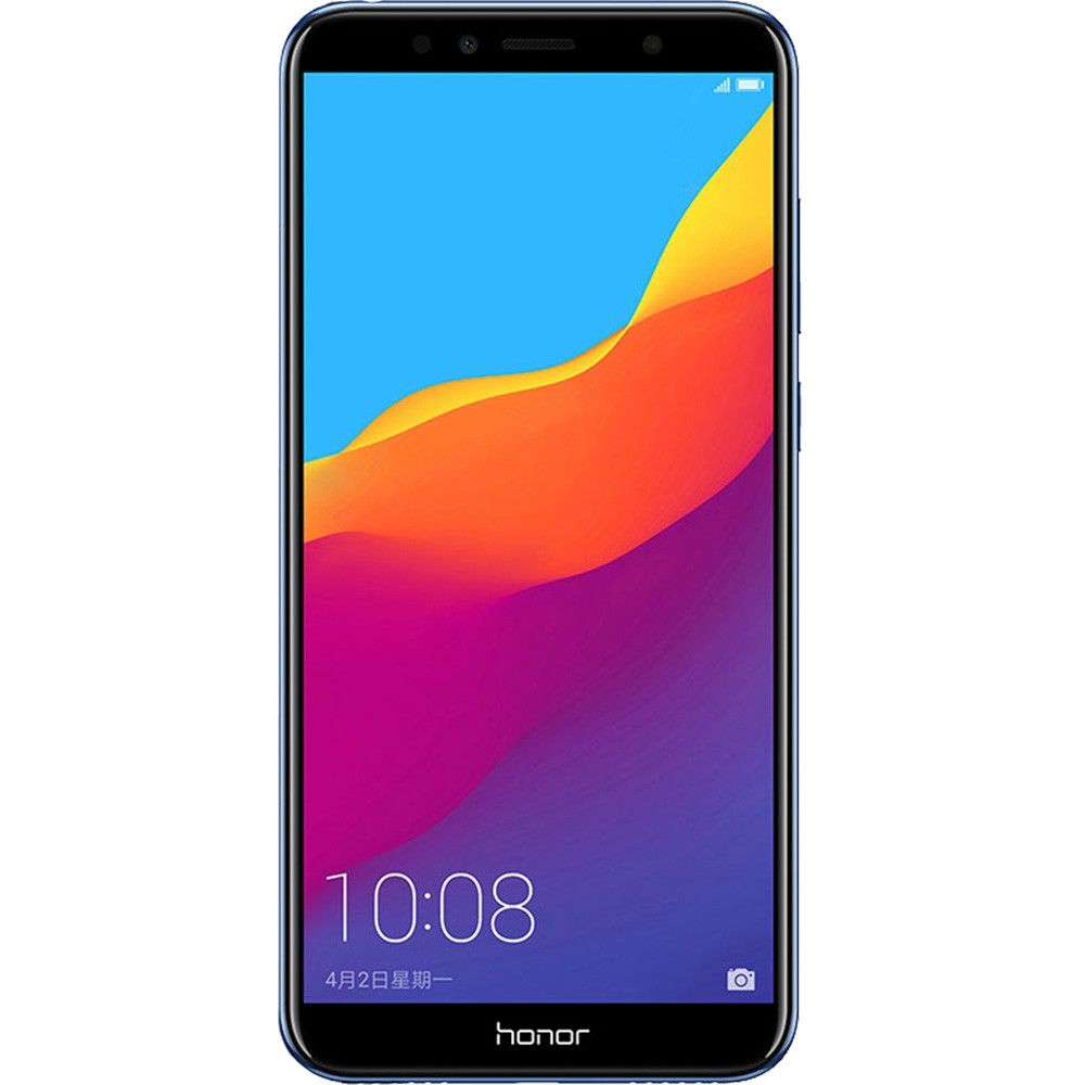 Telefon Mobil Huawei Honor 7A 32GB Flash 3GB RAM Dual SIM 4G Black