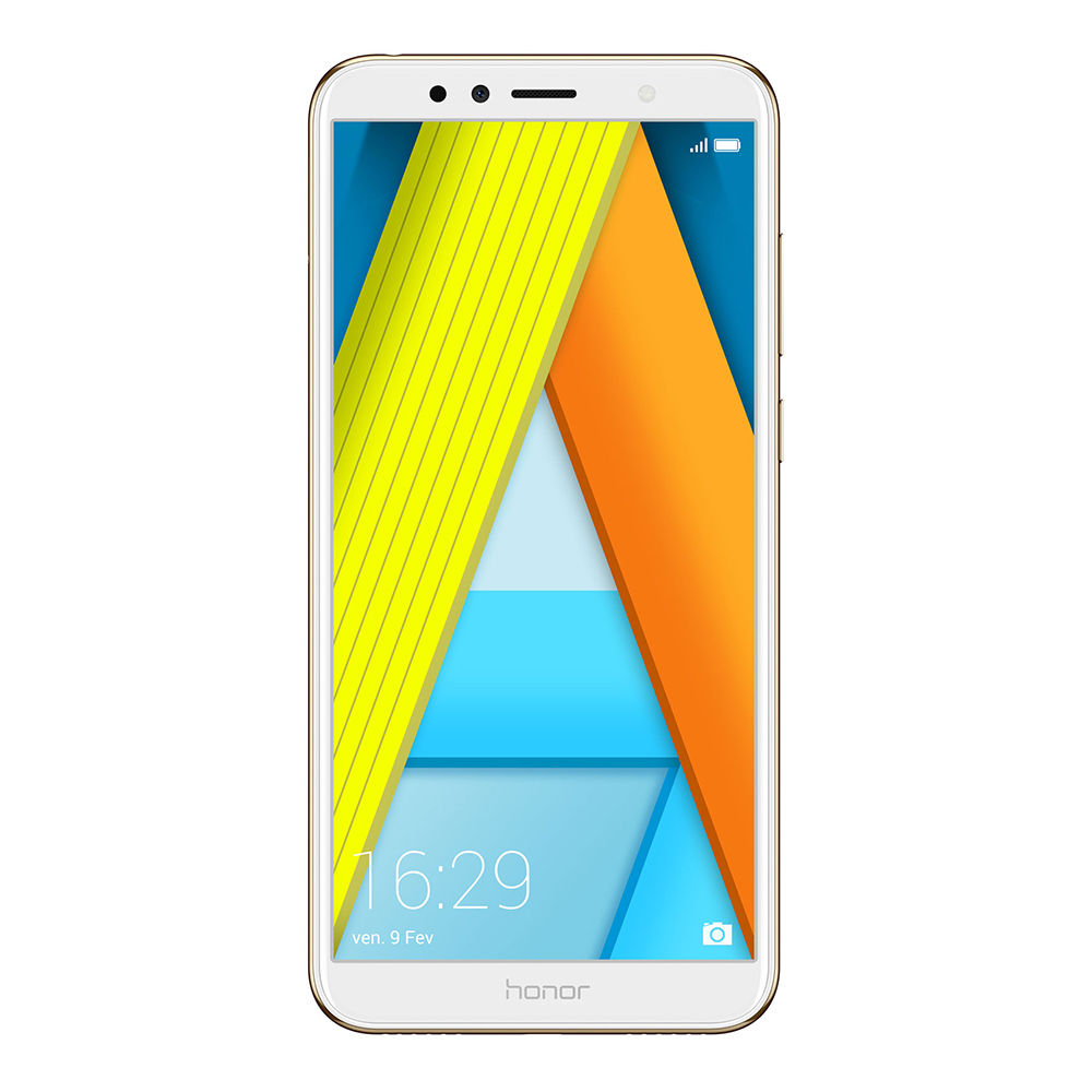 Telefon Mobil Huawei Honor 7A 32GB Flash 3GB RAM Dual SIM 4G Gold