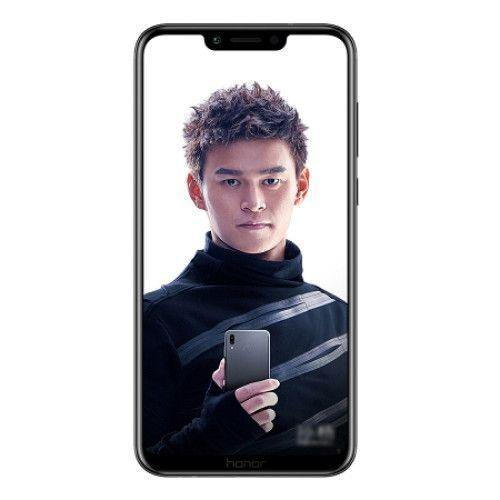 Telefon Mobil Huawei Honor Play 64GB Flash 4GB RAM Dual SIM 4G Midnight Black