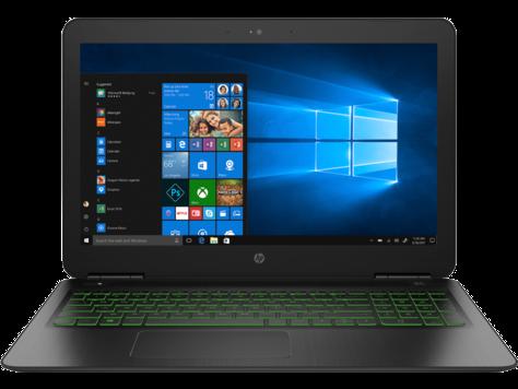 Notebook HP Pavilion 15.6 Full HD Intel Core i7-8550U GTX 1050-4GB RAM 8GB HDD 1TB + SSD 128GB FreeDOS Negru