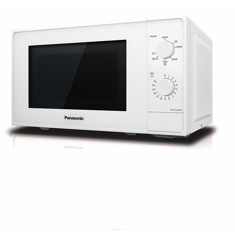 Cuptor cu microunde Panasonic NN-K10JWMEPG 800W Mecanic Grill Alb