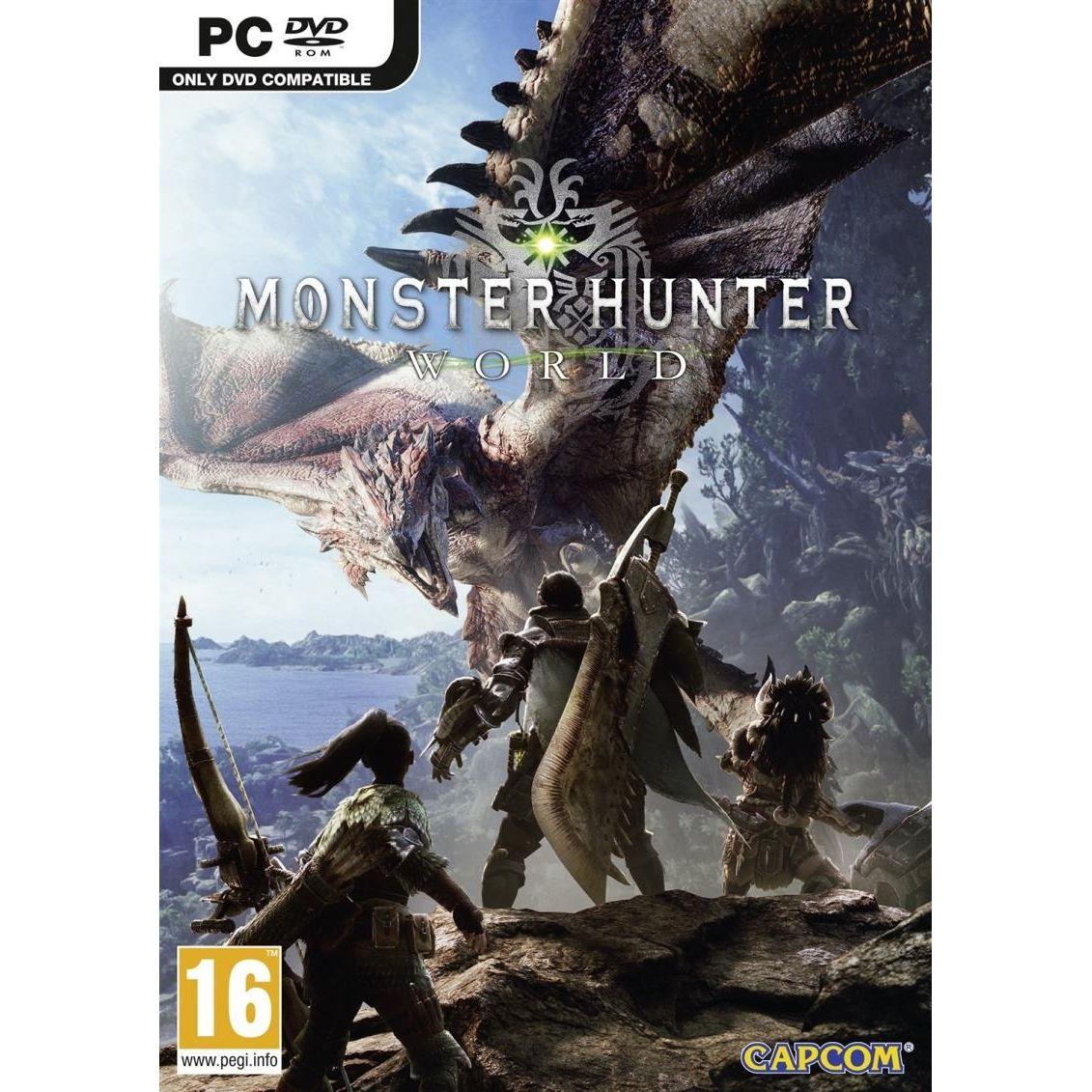 Monster Hunter World - PC