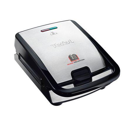 Sandwich Maker Tefal SW852D12 700W Argintiu/Negru