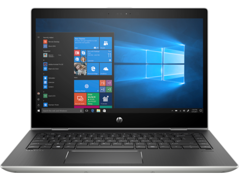 Notebook HP ProBook x360 440 G1 14 Full HD Touch Intel Core i5-8250U RAM 8GB SSD 256GB Windows 10 Pro Argintiu