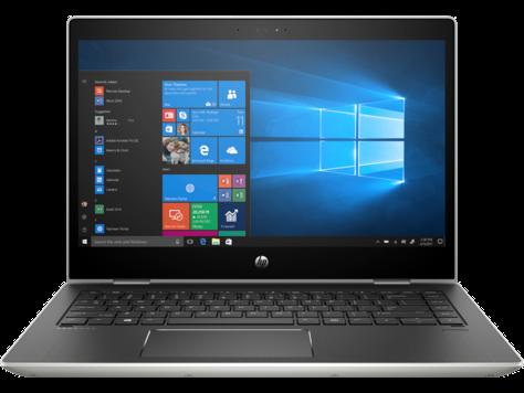 Notebook HP ProBook x360 440 G1 14 Full HD Touch Intel Core i5-8250U RAM 8GB SSD 256GB Windows 10 Pro Argintiu