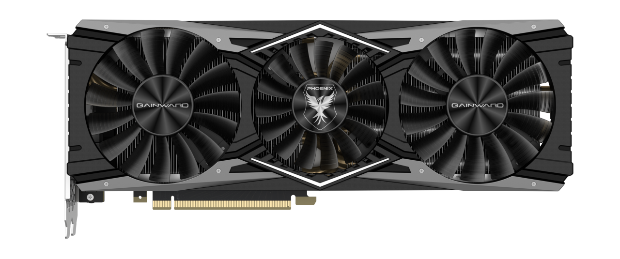 Placa Video Gainward GeForce RTX 2080 Ti Phoenix GS 11GB GDDR6 352 biti