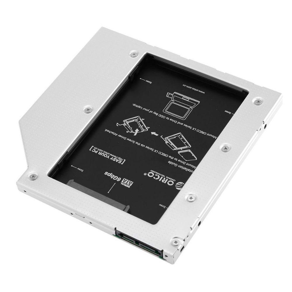 Adaptor HDD Caddy Orico LX Series pentru unitati optice de 9.5mm