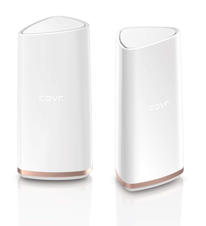 Router D-Link COVR-2202 WAN: 1xGigabit WiFi: 802.11ac-2200Mbps 2-pack