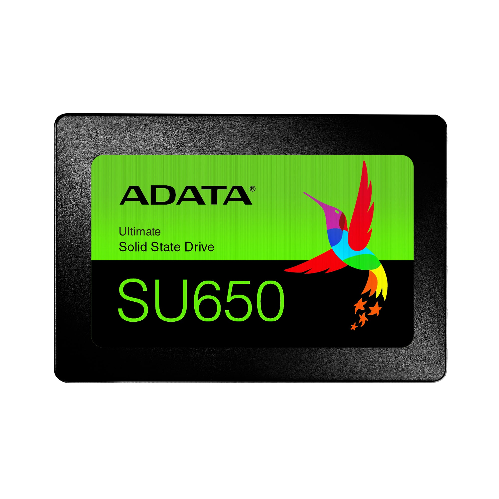 Hard Disk SSD A-Data Ultimate SU650 480GB 2.5 inch Black Retail