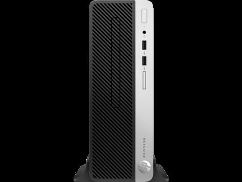 Sistem Brand HP ProDesk 400 G5 SFF Intel Core i3-8100 RAM 4GB HDD 1TB FreeDOS