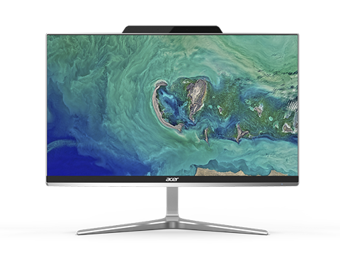 Sistem All-In-One Acer Aspire Z24-890 23.8 Full HD Intel Core i7-8700T RAM 8GB HDD 2TB FreeDOS
