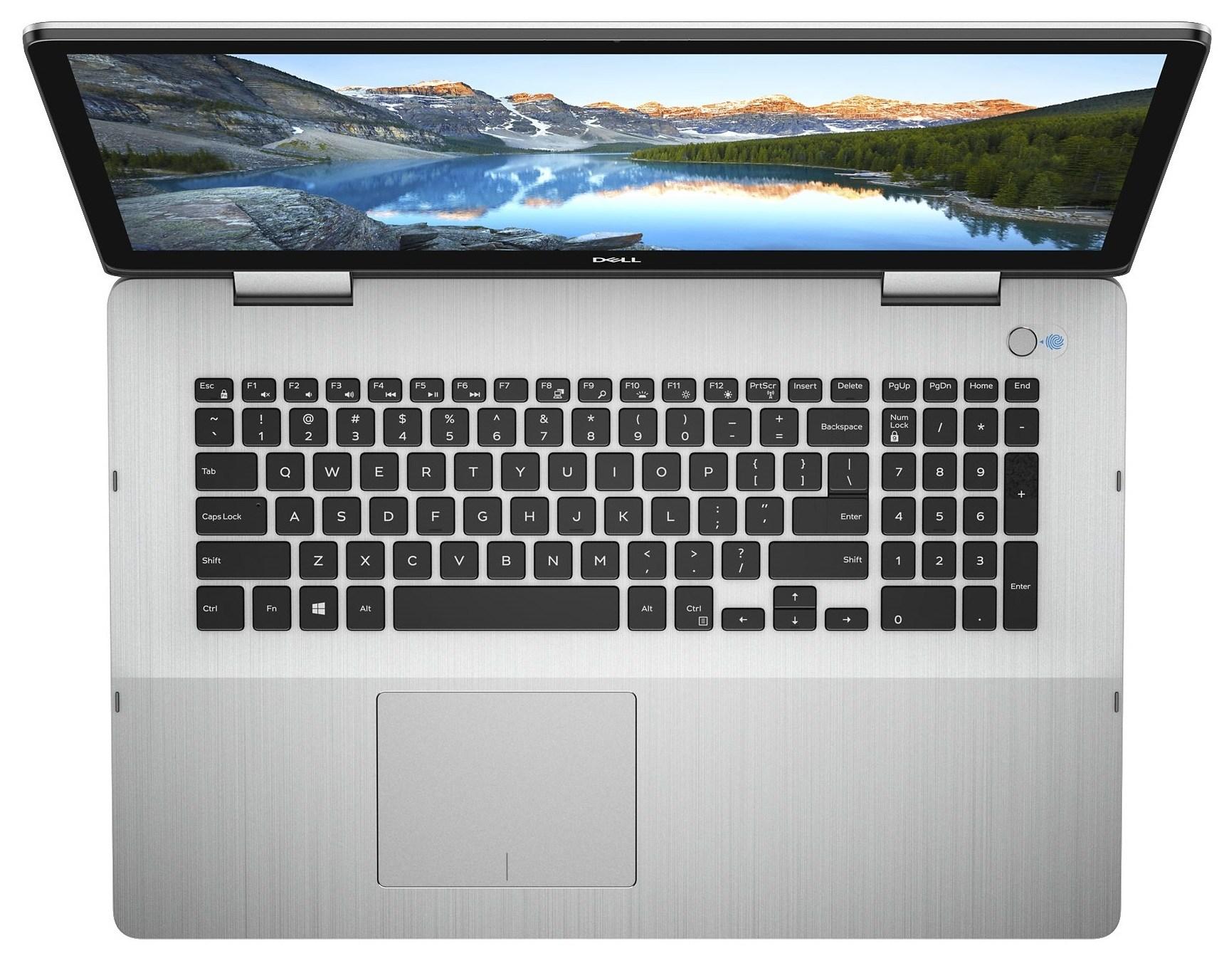 Notebook Dell Inspiron 7786 17.3 Full HD Touch Intel Core i7-8565U MX150-2GB RAM 16GB SSD 512GB Windows 10 Home