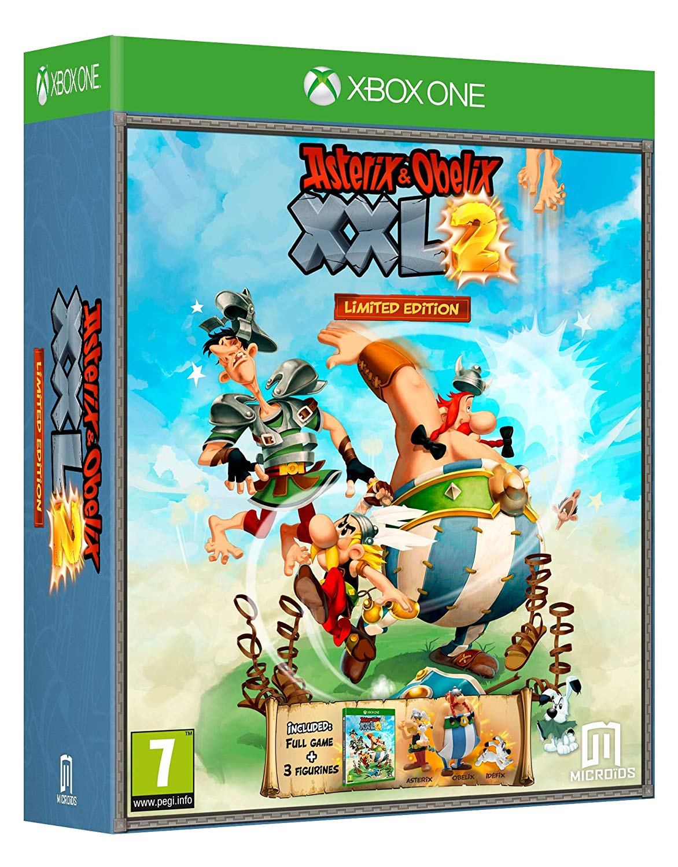 Asterix & Obelix XXL2 Mission Las Vegum Limited Edition - Xbox One