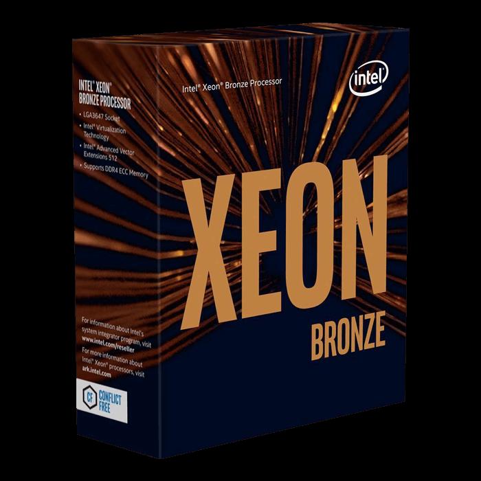 Procesor Server Intel Xeon Bronze 3104 (1.7GHz/6-core/8.25MB/85W) Box