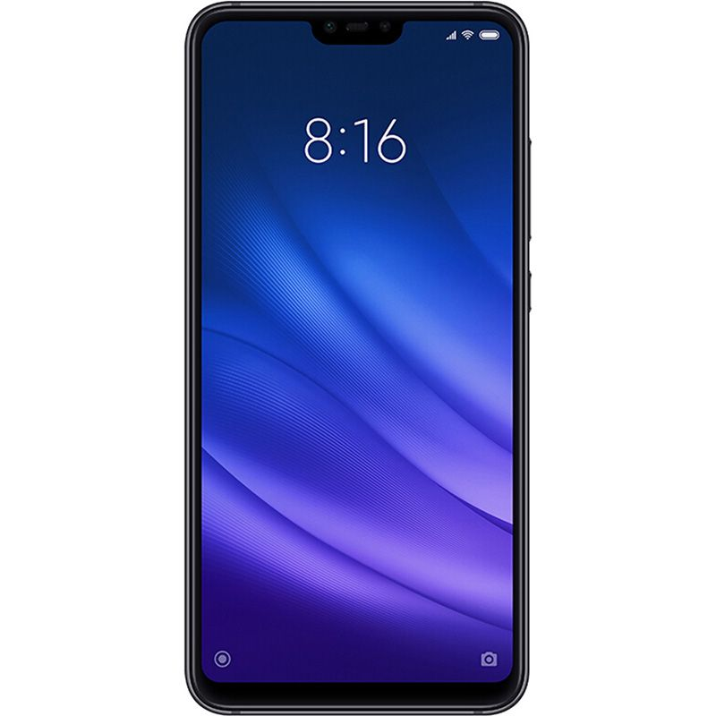 Telefon Mobil Xiaomi Mi 8 Lite 128GB Flash 4GB RAM Dual SIM 4G Midnight Black
