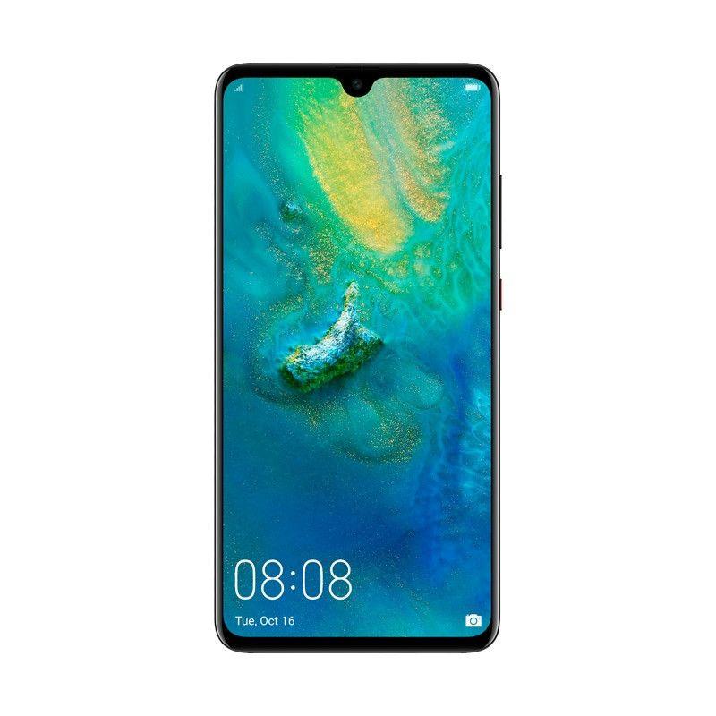 Telefon Mobil Huawei Mate 20 128GB Flash 4GB RAM Dual SIM 4G Black