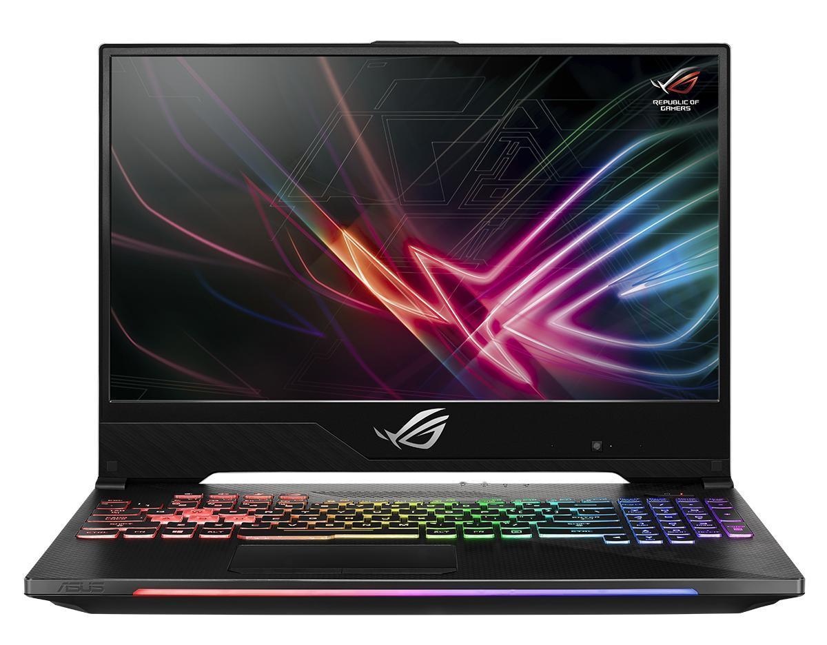 Notebook Asus GL504GM 15.6 Full HD Intel Core i7-8750H GTX 1060-6GB RAM 8GB HDD 1TB FreeDOS Negru