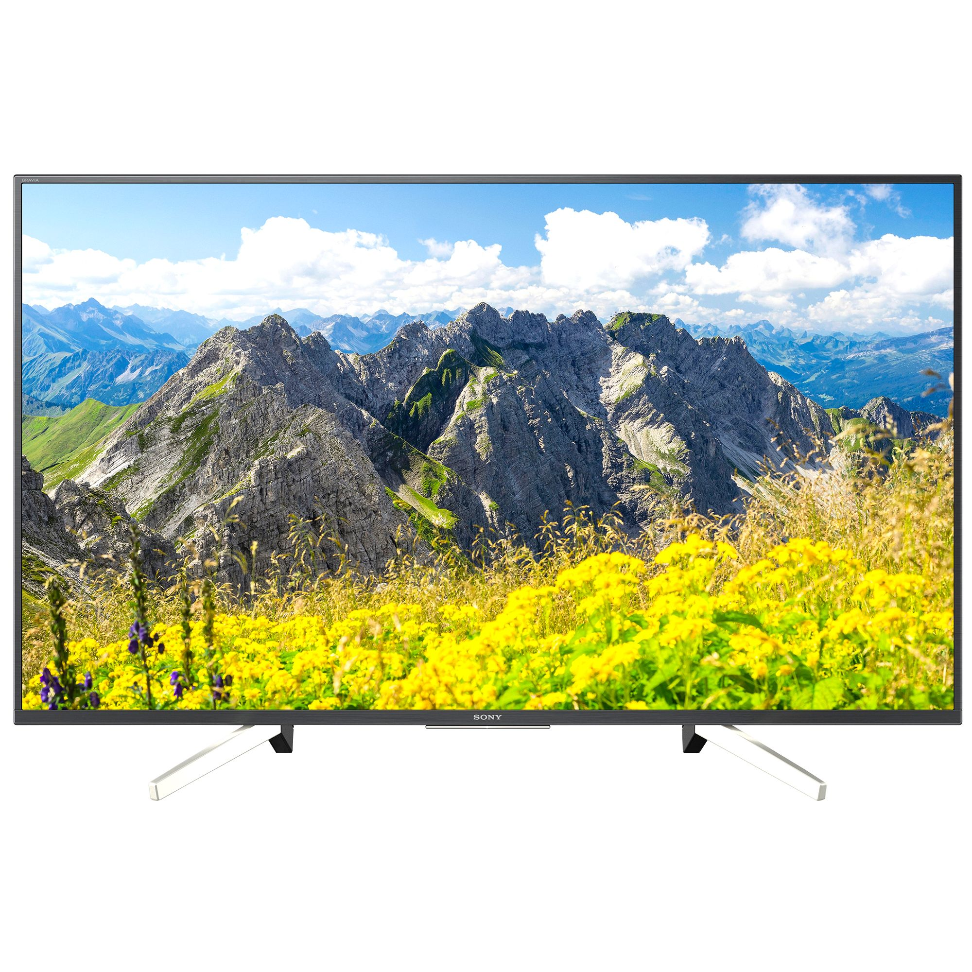 Televizor LED Sony Smart TV KD-43XF7596 108cm Android 4K Ultra HD Negru
