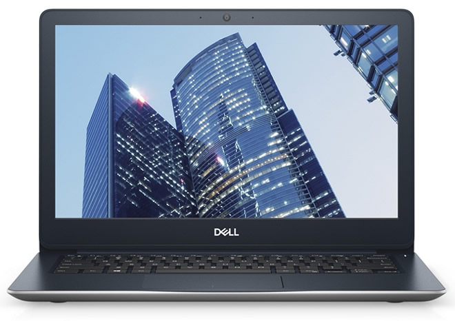 Notebook Dell Vostro 5370 13.3 Full HD Intel Core i7-8550U Radeon 530-4GB RAM 8GB SSD 512GB CIS Windows 10 Pro