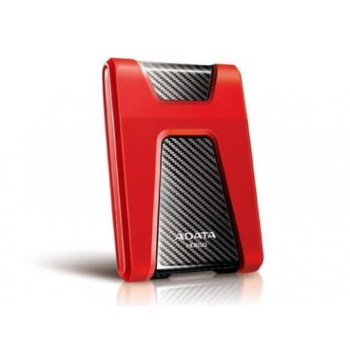 Hard Disk Extern A-Data HD650 1TB USB 3.0 Rosu