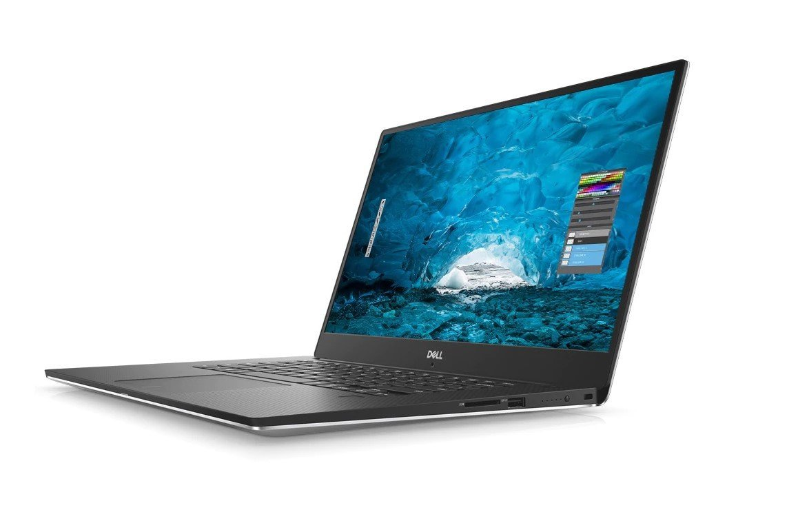 Notebook Dell XPS 15 9570 15.6 Full HD Intel Core i7-8750H GTX 1050 Ti-4GB RAM 16GB SSD 512GB Windows 10 Pro