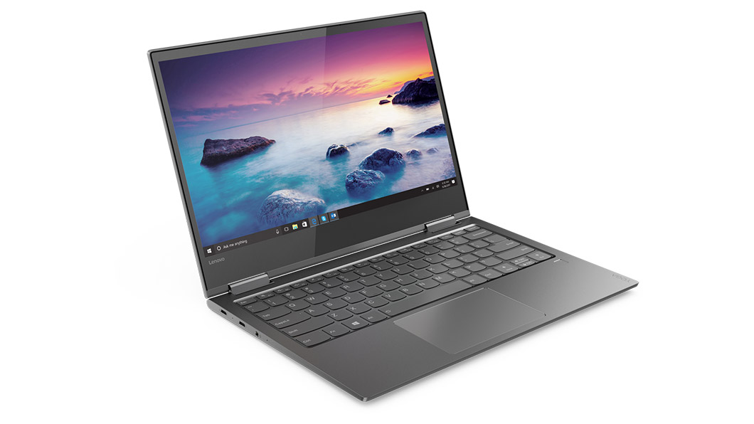 Ultrabook Lenovo Yoga 730 15.6 Full HD Touch Intel Core i7-8550U GTX 1050-4GB RAM 8GB SSD 512GB Windows 10 Home Gri