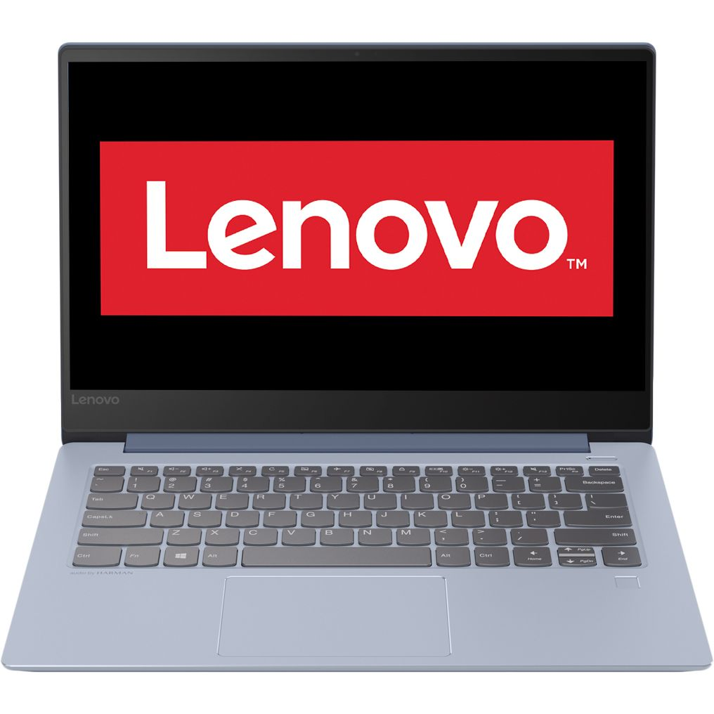 Ultrabook Lenovo IdeaPad 530S 14 Full HD Intel Core i7-8550U MX150-2GB RAM 8GB SSD 512GB FreeDOS Albastru