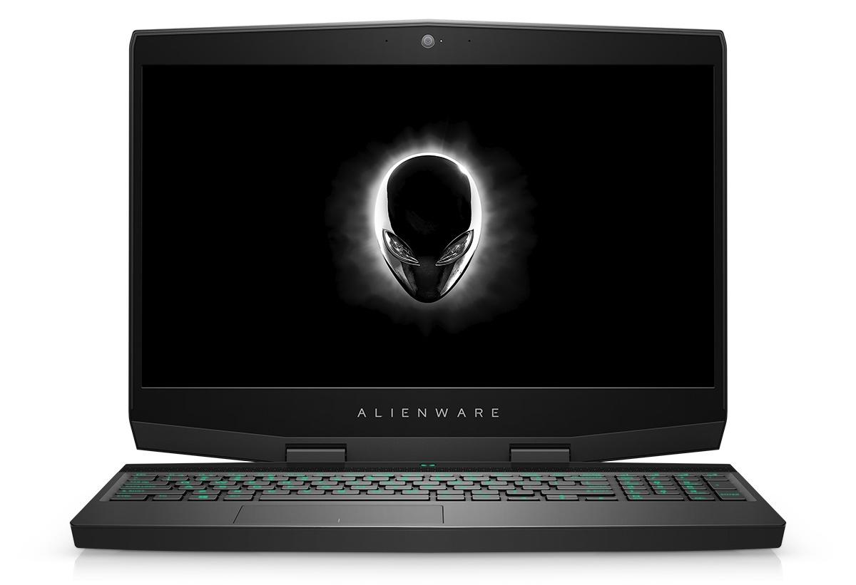 Notebook Dell Alienware M15 15.6 Full HD Intel Core i7-8750H GTX 1060-6GB RAM 16GB HDD 1TB + SSD 256GB Windows 10 Pro Argintiu