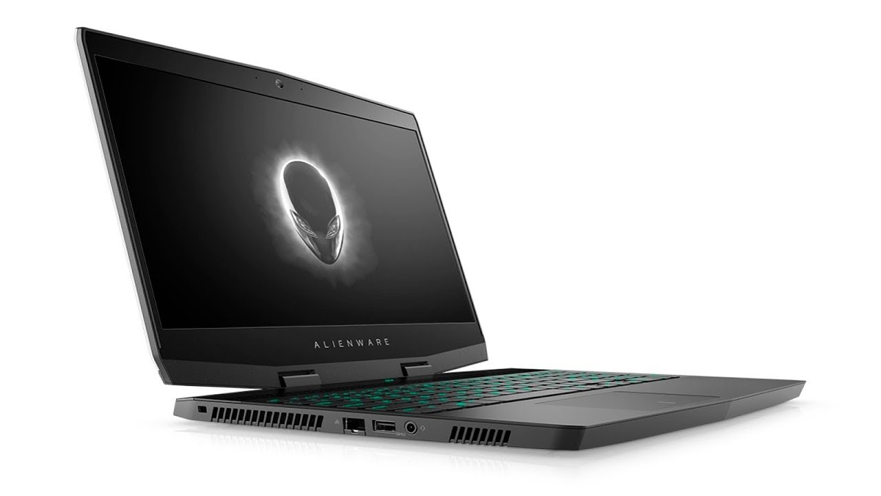 Notebook Dell Alienware M15 15.6 Full HD Intel Core i7-8750H GTX 1070 Max-Q 8GB RAM 16GB HDD 1TB + SSD 512GB Windows 10 Pro Rosu