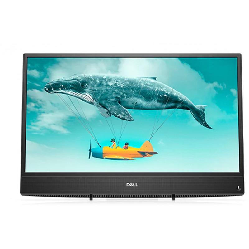Sistem All-In-One Dell Inspiron 3277 21.5 Full HD Touch Intel Core i5-7200U RAM 8GB HDD 1TB Linux Black