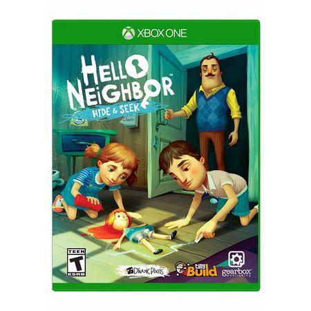 Hello Neighbor Hide & Seek - Xbox One