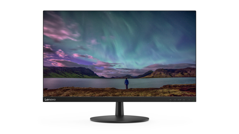 Monitor LED Lenovo L27i-28 27 Full HD 6ms Negru