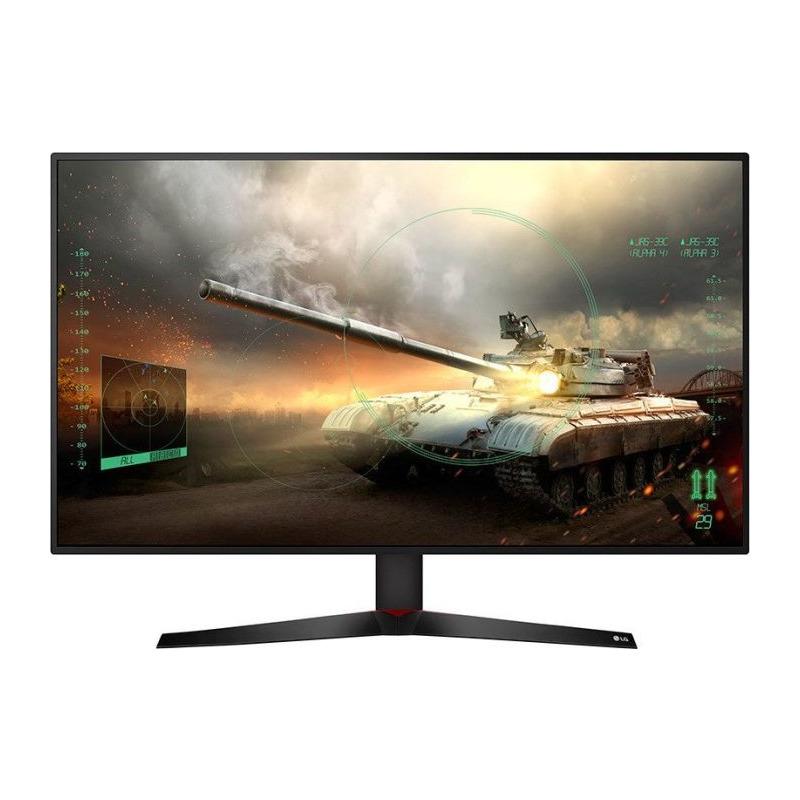 Monitor Led Lg 32gk850f-b 32'' Qhd 5ms Negru