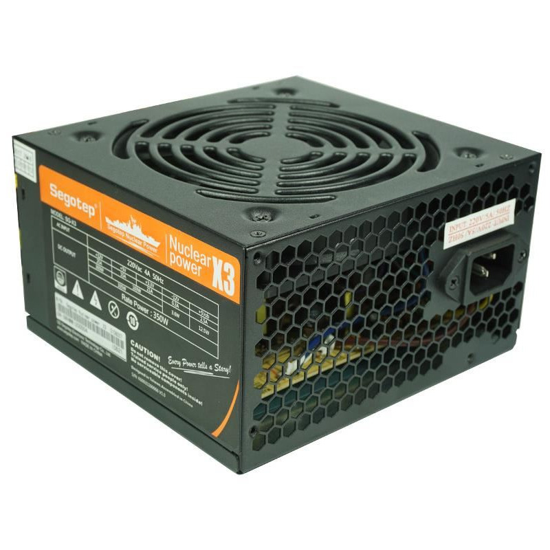 Sursa PC Segotep X3 Nuclear Power 350W