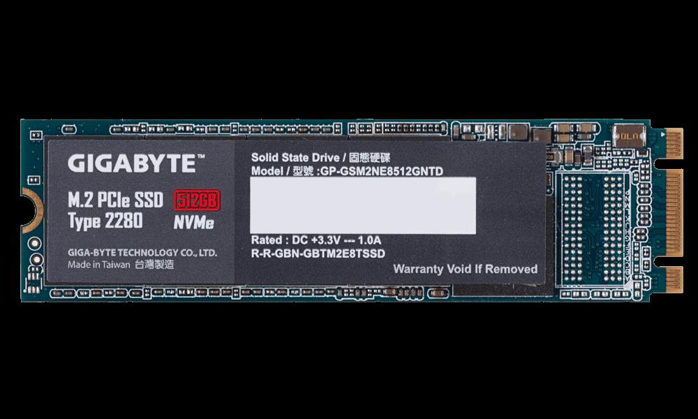 Hard Disk SSD Gigabyte 512GB M.2 2280
