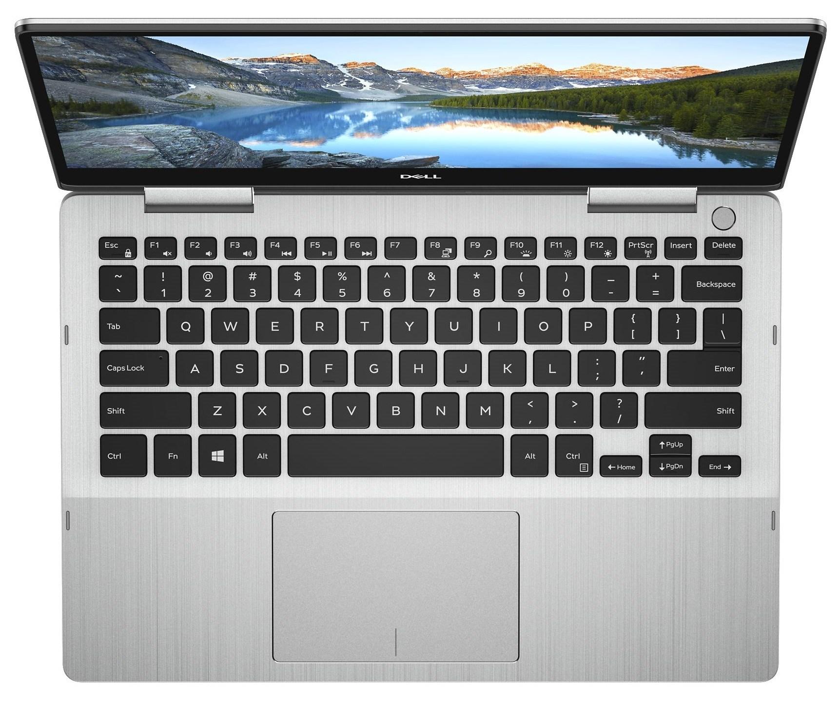 Notebook Dell Inspiron 7386 13.3 Full HD Touch Intel Core i5-8265U RAM 8GB SSD 256GB Windows 10 Home