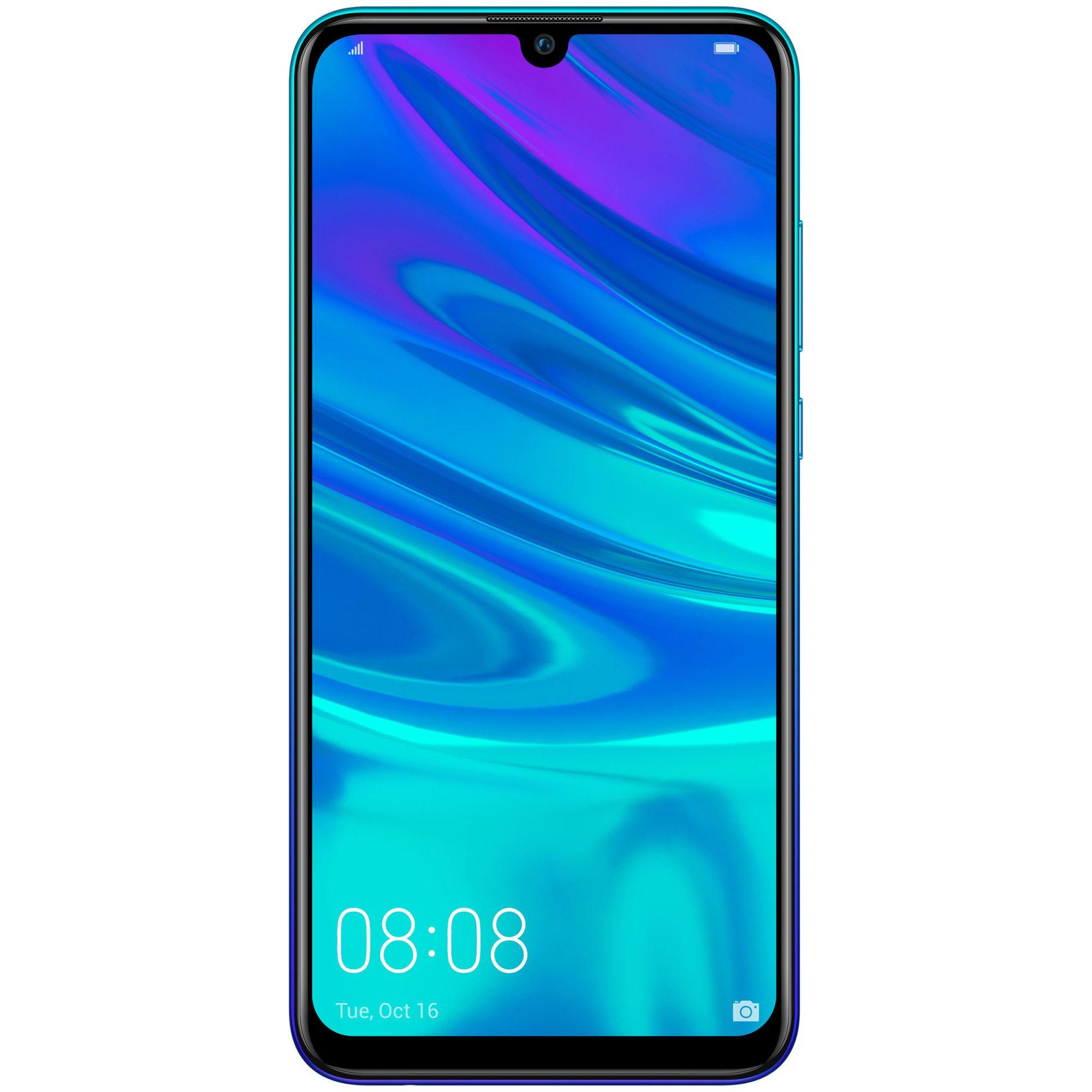 Telefon Mobil Huawei P Smart (2019) 64GB Flash 3GB RAM Dual SIM 4G Aurora Blue