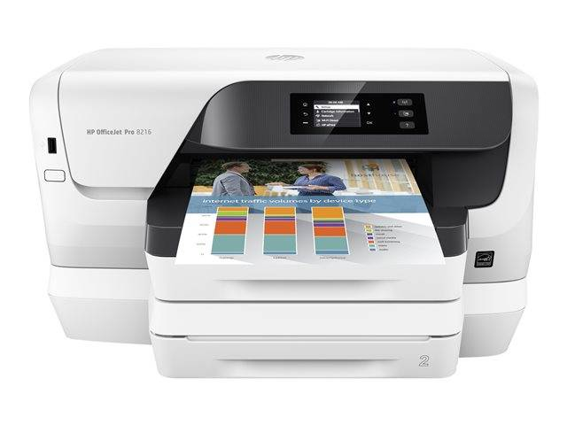Imprimanta Inkjet Color HP Officejet Pro 8218 Desigilata