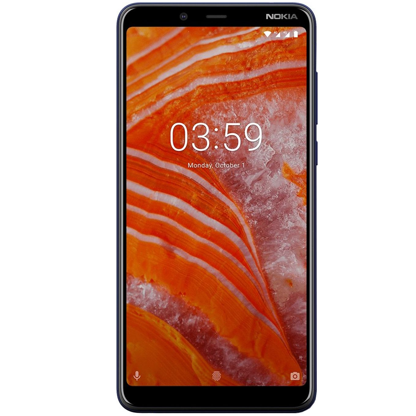 Telefon Mobil Nokia 3.1 Plus (2018) 32GB Flash 3GB Dual SIM 4G Blue