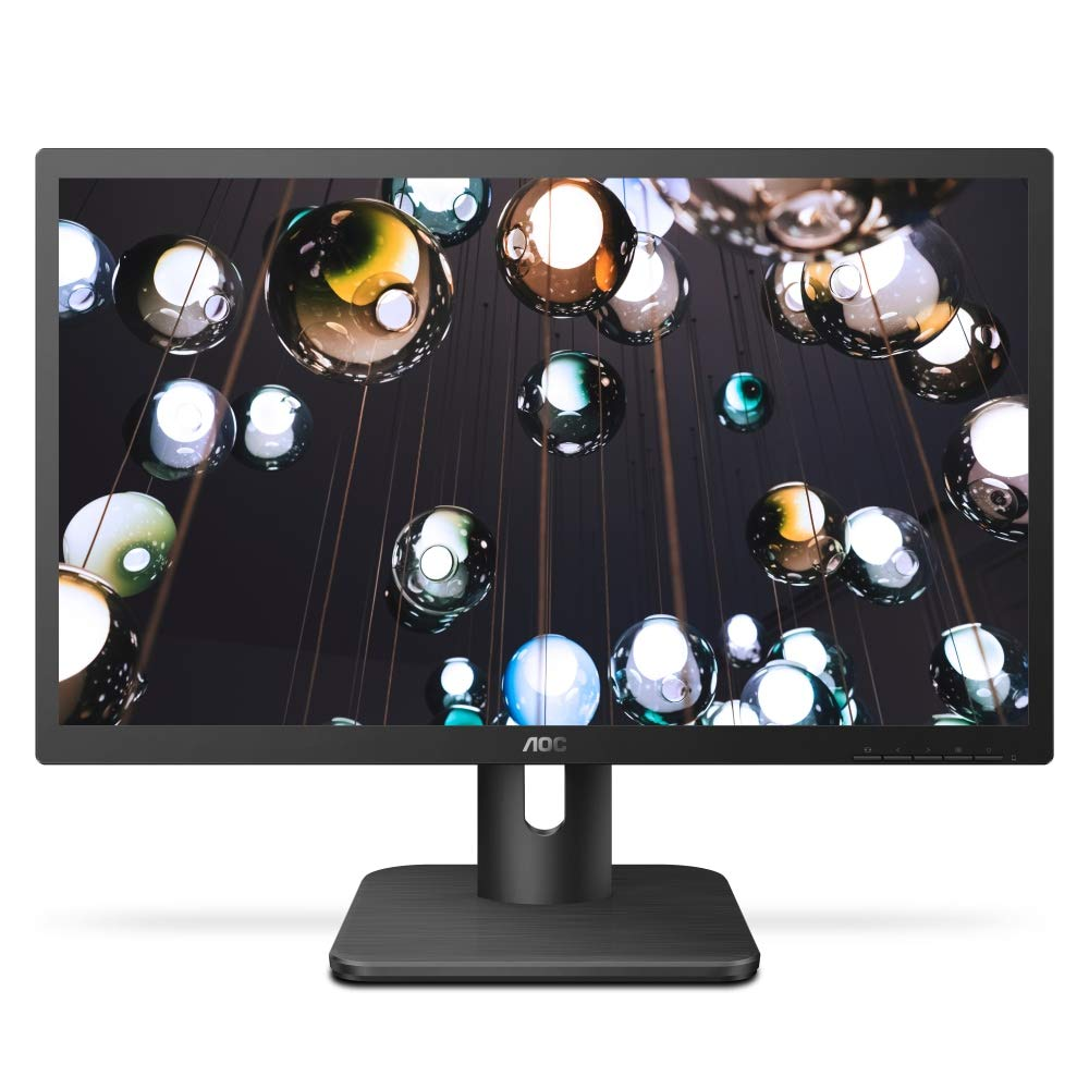 Monitor LED AOC 27E1H 27'' Full HD 5ms Negru