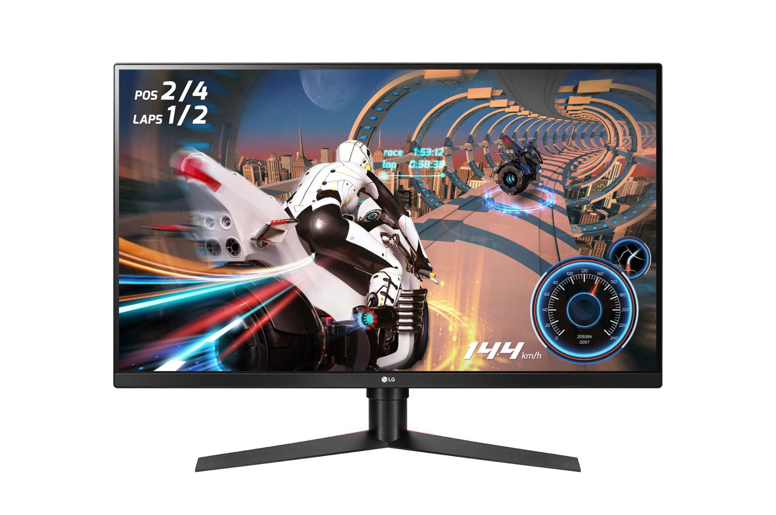 Monitor LED LG 32GK650F-B 32 QHD 5ms Negru