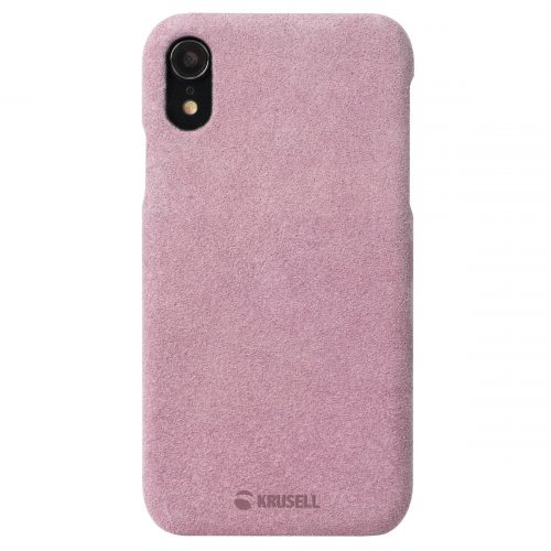 Capac protectie spate Krusell Broby Cover pentru Apple iPhone XS 5.8″ Pink