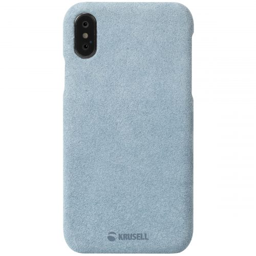 Capac protectie spate Krusell Broby Cover pentru Apple iPhone XS 5.8″ Blue