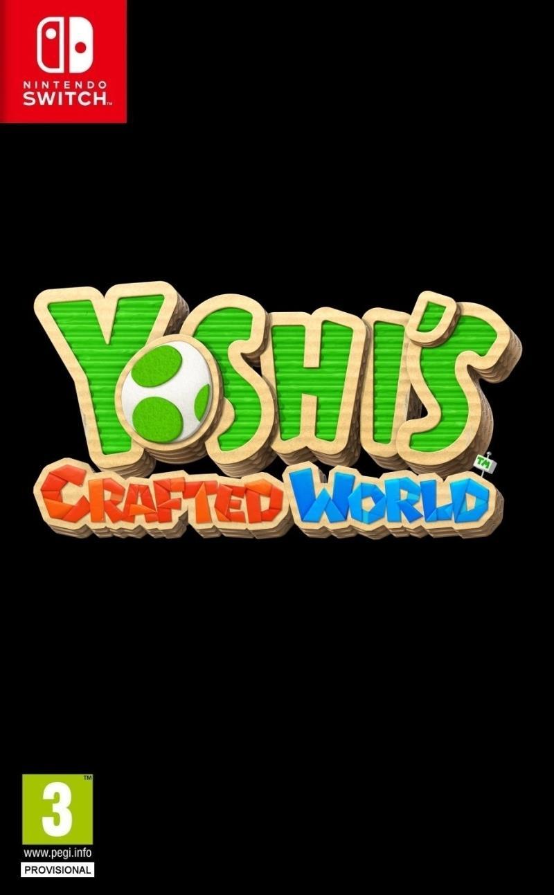 Yoshis Crafted World - Nintendo Switch
