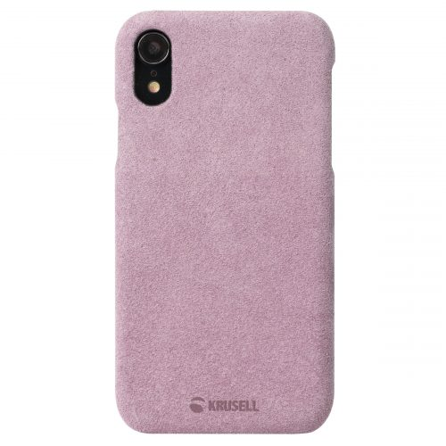 Capac protectie spate Krusell Broby Cover pentru Apple iPhone XR 6.1″ Pink