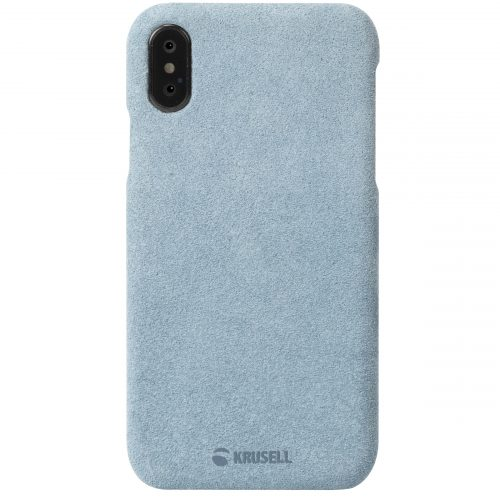 Capac protectie spate Krusell Broby Cover pentru Apple iPhone XS Max 6.5″ Blue
