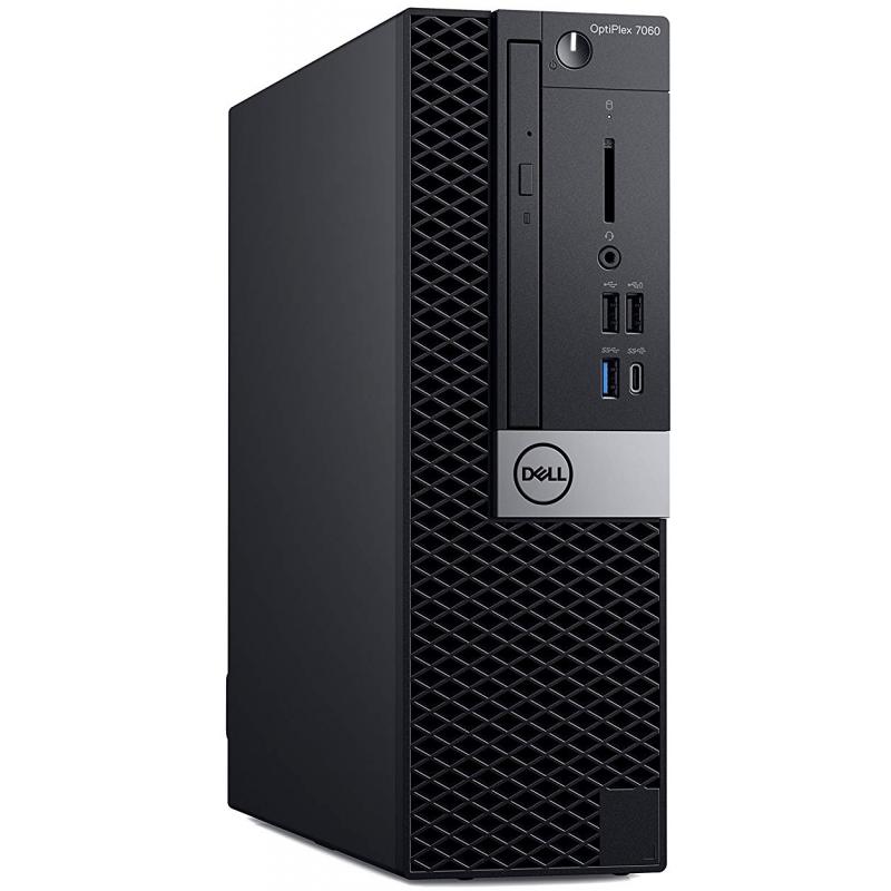 Sistem Brand Dell Optiplex 7060 SFF Intel Core i7-8700 RAM 8GB SSD 256GB Linux