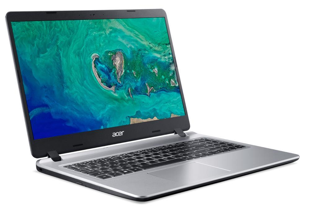 Notebook Acer Aspire A515-53 15.6 Full HD Intel Core i5-8265U RAM 8GB HDD 1TB Linux Argintiu