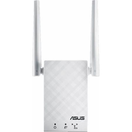 Range Extender Asus RP-AC55 Wi-Fi: 802.11ac frecventa: 2.4GHz / 5GHz - Dual Radio